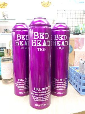 ☆哈哈奇異果☆ TIGI BED HEAD 胖女王 371ml (提碁公司貨)