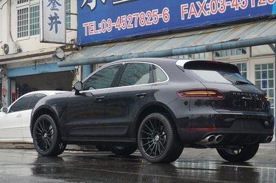 Macan 21吋鋁圈~artForm 德國鋁圈 前後配專用規格, Porsche Cayenne Macan 皆可