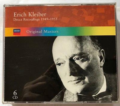 DECCA Original Erich Kleiber Decca Recordings 6CD
