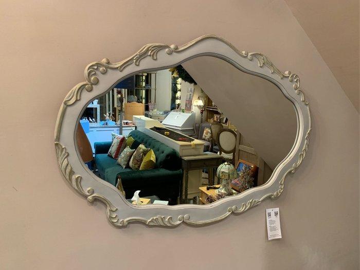 【MDL8-1】上福利百加傢俱 法國進口鏡子 橡木 北歐風 日式 歐式 鄉村風 工業風 實木 南法 復古 美式