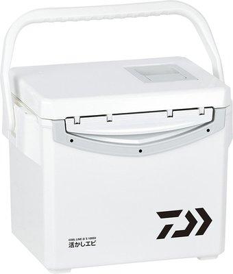 《三富釣具》DAIWA COOL LINE α S1000X 冰箱 2.1kg 25*37*29cm 商編235396