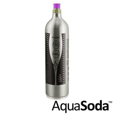 aquasoda 680g 氣泡水機 鋼瓶 充填 填充 灌氣 食品級 CO2 有出廠檢驗證明 純度99.99% 高雄市