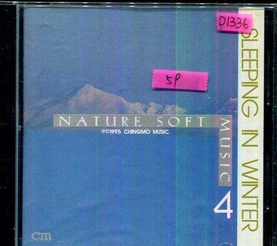 *還有唱片行四館* NATURE SORT MUSIC 4 SLEEPING IN WINTER 二手 D1336