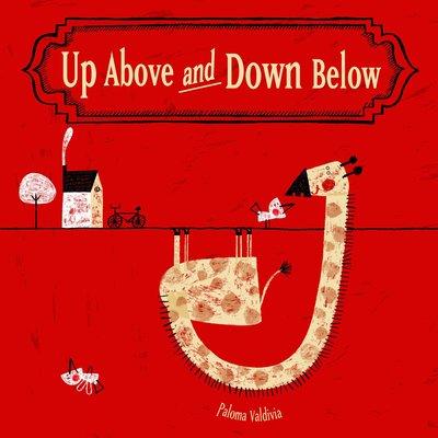 * 小P書樂園* Up Above and Down Below