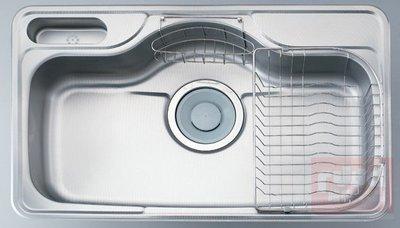 【路德廚衛】ENZIK sink韓國不鏽鋼水槽- EDS-850PI 不鏽鋼壓花防刮痕水槽 歡迎來電詢問!!
