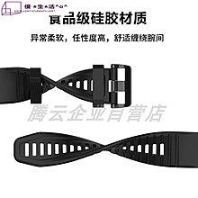 限時優惠 清風數碼 Garmin 佳明 Fenix5S 手錶帶 快拆硅膠款 Fenix5S Plus 運動型 替換腕帶 智能手錶帶
