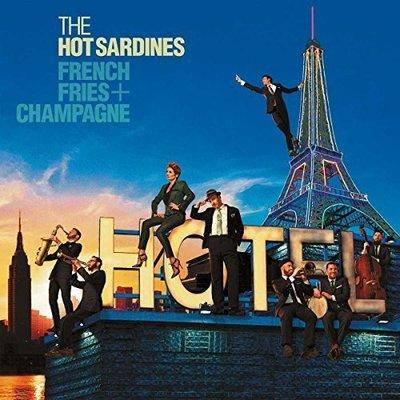 薯條和香檳 French Fries + Champagne/熱沙丁魚樂團---4780938