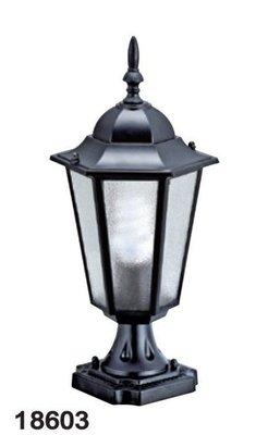 5CHF Outdoor column lights