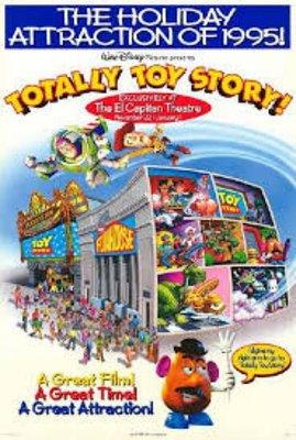 玩具總動員-Totally Toy Story (1995)原版電影海報