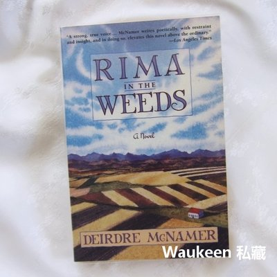 藏身田野的瑞瑪 Rima in the Weeds Deirdre McNamer 美蘇冷戰 義勇兵 Minuteman