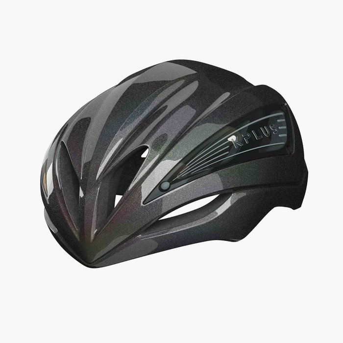 【三鐵共購】【KPLUS】ULTRA GALAXY系列公路競速空力單車安全帽-黑潮星際