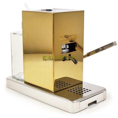 帕帕尼咖啡館La Piccola-Piccola Gold 7g ESE Pod濃縮咖啡機240V