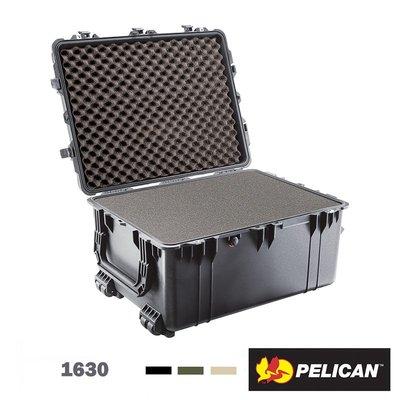 【EC數位】美國 派力肯 PELICAN 1630 氣密箱 含泡棉 防撞箱 防水 防爆 防震 耐衝擊 運輸箱 輪座