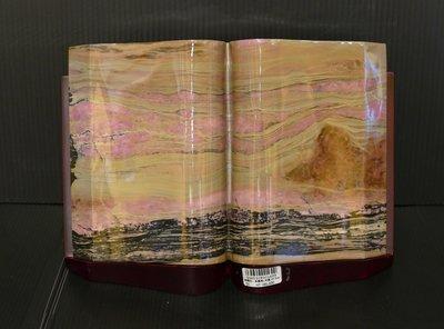 【四行一藝術空間 】玫瑰石‧一本萬利+木座 高18X寬26 CM / 含底座 售價 $186,600