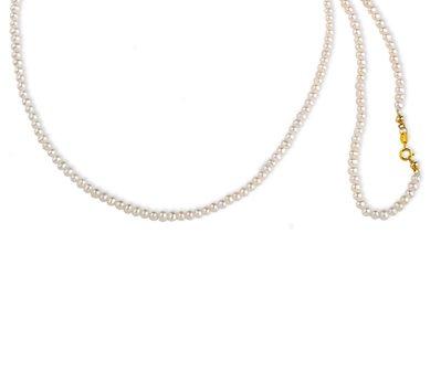 【JHT金宏總珠寶/GIA鑽石專賣】 天然珍珠串鍊(JB50-A25)