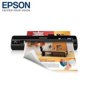 【全新含稅附發票】 EPSON Workforce DS-40 可攜式無線掃描器 隨身掃描器 DS40