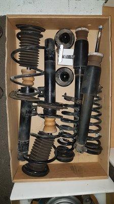BMW F30 F31 m sport M版 原廠 避震器