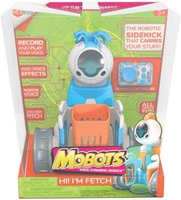 HEXBUG MoBots Fetch STEM 遙控 聲光 語音 互動 機器人(顏色/款式隨機出貨)~請詢問庫存