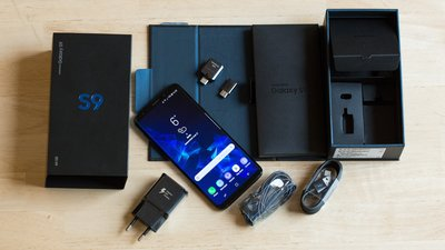 旺角平價手機店 Samsung GALAXY S9 64GB