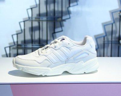 【RS只賣正品】ADIDAS ORIGINALS Yung-96 情侶款 奶油底 復古 老爹鞋 F97176