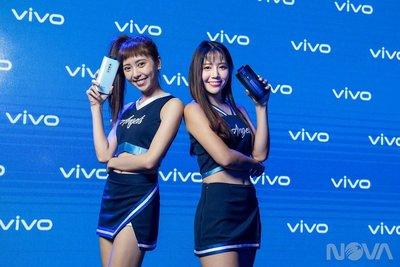 熱賣點 旺角店 VIVO V17  升降自拍雙鏡頭、四鏡頭主相機、AI拍照  8+128 g 全新 藍/白    Vivo X27 PRO