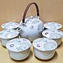 :: NiKo HoUsE ::【小島】早期~茶壺+杯(6個)