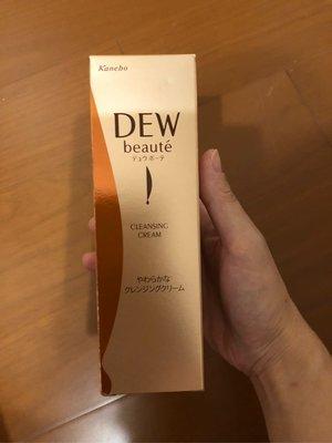 Kanebo佳麗寶 DEW beaute潤活美肌潔膚霜 125g