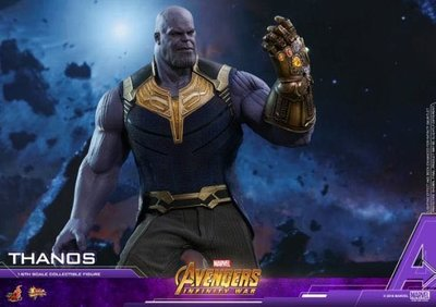 全新未開 Hot Toys Avengers Infinity War Thanos 1/6