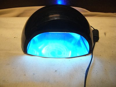 二手-SPECIFICATION 12W UV 美甲工具光療機燈