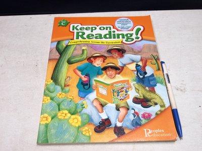 【考試院二手書】《Keep on Reading !》Peoples Publishing Group│(B11Z52)
