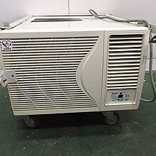 二手家具全省估價(大台北冠均 新五店)二手貨中心--TECO東元窗型式冷氣機 窗型冷氣 A-9100505