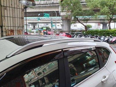 新店【阿勇的店】CRV 2017~ 車頂架  CRV 5代 行李架 5代律動款(運動版)高腳 鋁合金銀專用車頂行李架