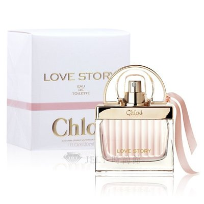 《JELY時尚館》【Chloe】LOVE STORY 晨曦女性淡香水---30ml∮最新效期 正品封膜∮