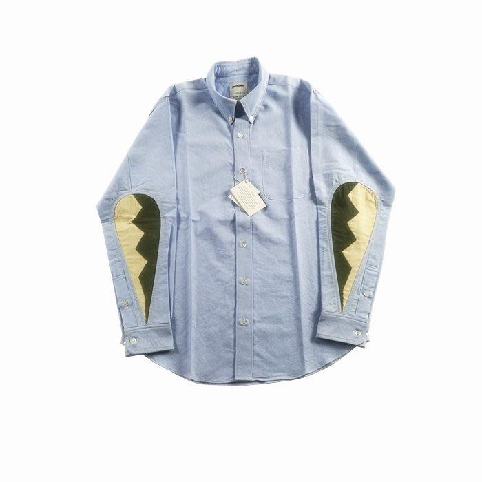 ~c select~複刻VISVIM ALBACORE SHIRT 牛津纺 水滴 襯衫