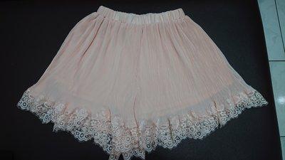 snidel 皺褶褲裙(141)