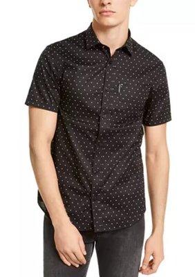 美國代購 ARMANI EXCHANGE 兩種顏色 修身款 彈性材質 襯衫 (S~2XL) 1357