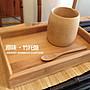 〔一般積層材小托盤〕天然竹材製作點心盤/ 茶...
