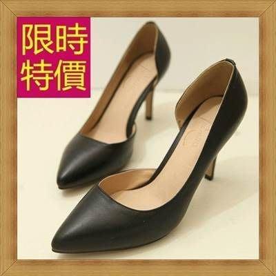 高跟鞋 女鞋子-唯美氣質簡約女休閒鞋3色53x85[韓國進口][米蘭精品]