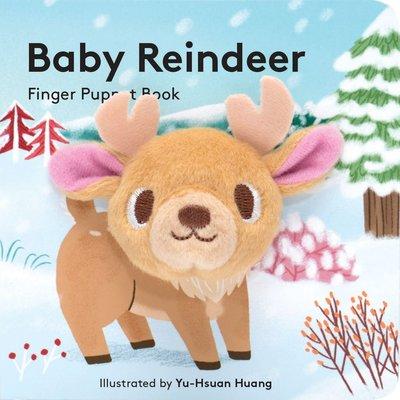 全新 現貨 Baby Reindeer : Finger Puppet Book (指偶書) 系列書