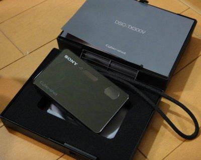 二手防水 SONY TX300V 相機 取代TX30 TX20