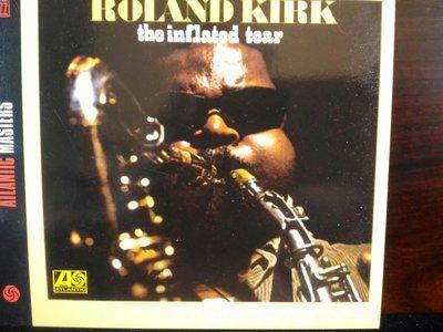 Rahsaan Roland Kirk ~ The Inflated Tear等二張專輯。