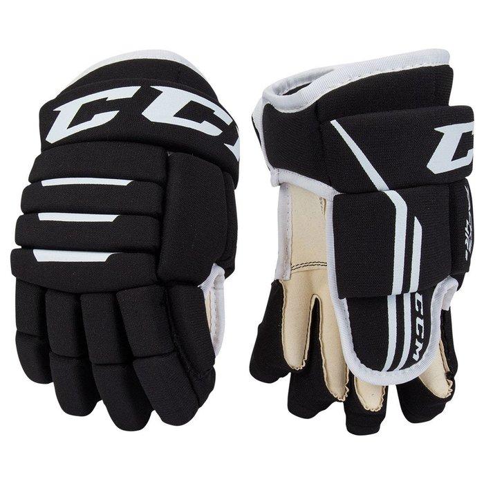 基本款曲棍球手套 CCM 4R2 - JR10吋 最暢銷歷久不衰基本款手套 外觀新改版 限量到貨