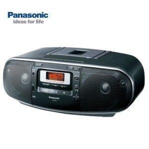 Panasonic 國際手提USB/CD收錄音機RX-D55~送音樂CD(公司貨/有開發票)