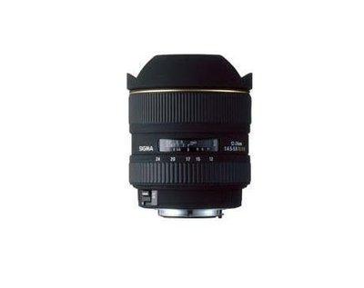 【eWhat億華】全新Sigma 12-24mm F4.5-5.6 EX DG HSM 公司貨  FOR NIKON 來店優惠 【1】