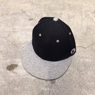 車庫服飾 - - CHAMPION 雙配色棒球帽-,黑色