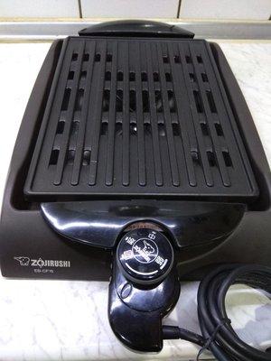 (再生生活館)象印室內電烤肉爐EB-CF15