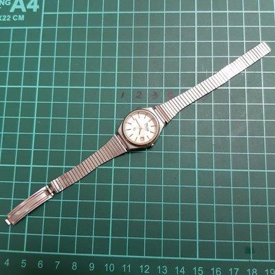 日本 TELUX 不銹鋼 女錶 盤面乾淨 零件 料件 黑白賣 ☆潛水錶 水鬼錶 三眼錶 軍錶 運動錶 機械錶 石英錶 軍錶 飛行錶 E08