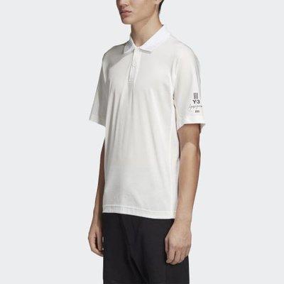 限時特價2499 Y3polo衫Y-3 2019春夏基本款logo簽名adidas Yohji Yamamoto 山本耀司 全新正品現貨