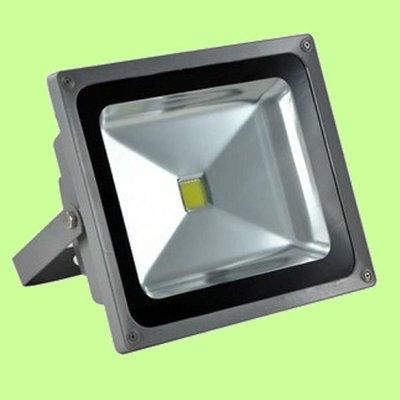 5Cgo【代購 】TGD501 LED 50W=500W外牆照明投光燈泛光燈廣告燈AC 90-260V IP66白黃光