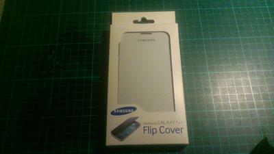 全新 Samsung galaxy E5 S5 S4 原廠側掀皮套/保護套
